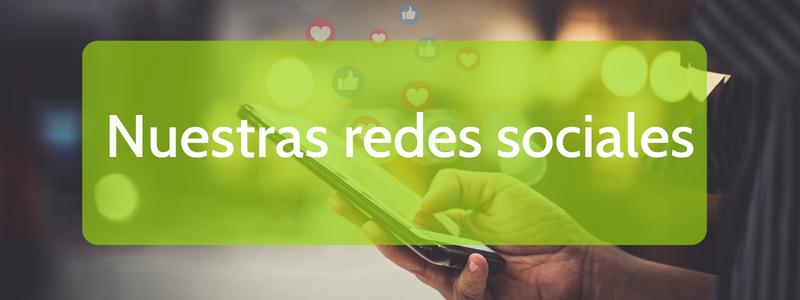 Nuestras redes sociales IFA