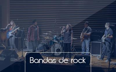 Bienestar Universitario Botones grupos representativos Bandas de Rock Universidad de La Sabana
