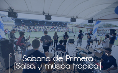 Bienestar Universitario Botones grupos representativos Salsa Universidad de La Sabana