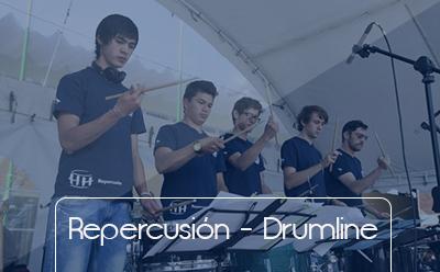 Bienestar Universitario Botones grupos representativos Grupo percusión Drumline Universidad de La Sabana