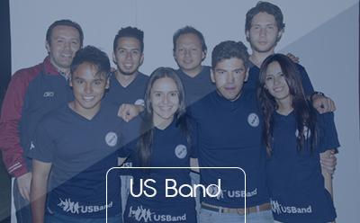 Bienestar Universitario Botones grupos representativos US Band Universidad de La Sabana