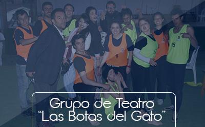 Bienestar Universitario Botones grupos representativos grupo de teatro las botas del gato Universidad de La Sabana