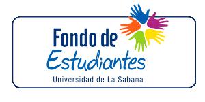 Bienestar Universitario home botón Fondo de estudiantes Universidad de La Sabana