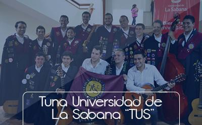 Bienestar Universitario Botones grupos representativos TUS Universidad de La Sabana
