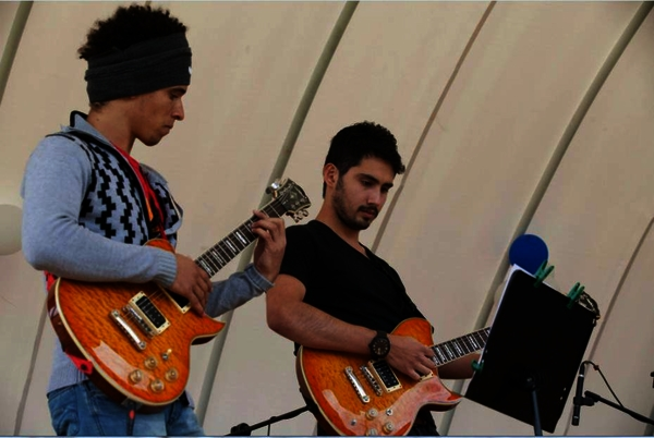 Guitarra eléctrica unisabana