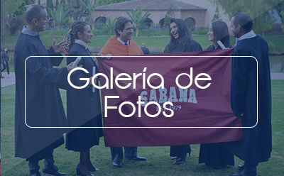 Menú superior perfiles Alumni Botón directorio de graduados emprendedores unisabana