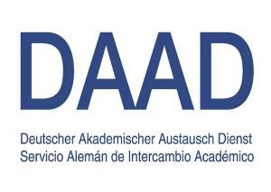 Menú superior perfiles Alumni oportunidades internacionales convocatorias vigentes logo DAAD unisabana
