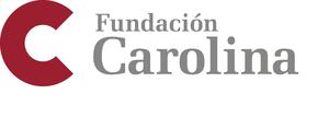 Menú superior perfiles Alumni oportunidades internacionales organismos que ofrecen apoyo logo fundación Carolina unisabana