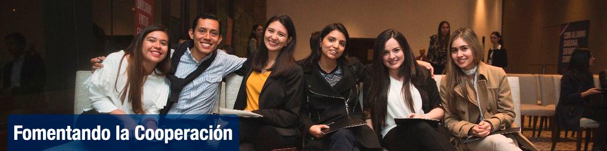menú superior perfiles Alumni cooperación banner unisabana