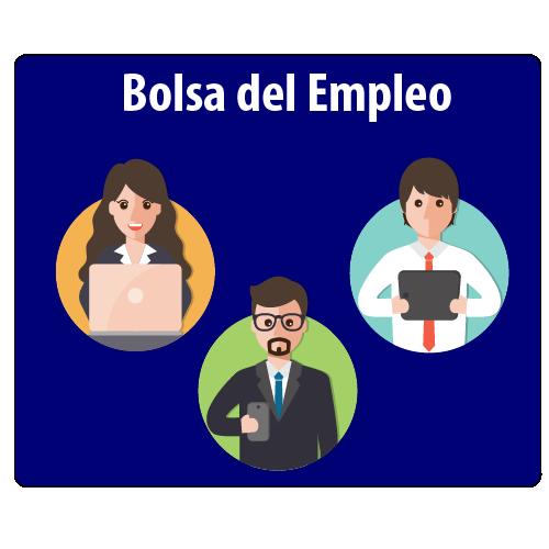menú superior perfiles alumni página principal botón bolsa del empleo unisabana