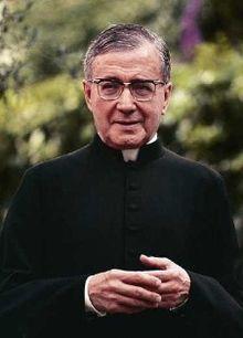 San Josemaría Escrivá el fundador del Opus Dei