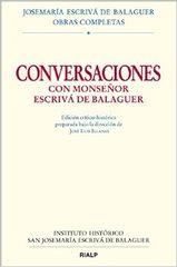 La universidad opus dei san josemaria escriva el fundador del opus dei libro conversaciones