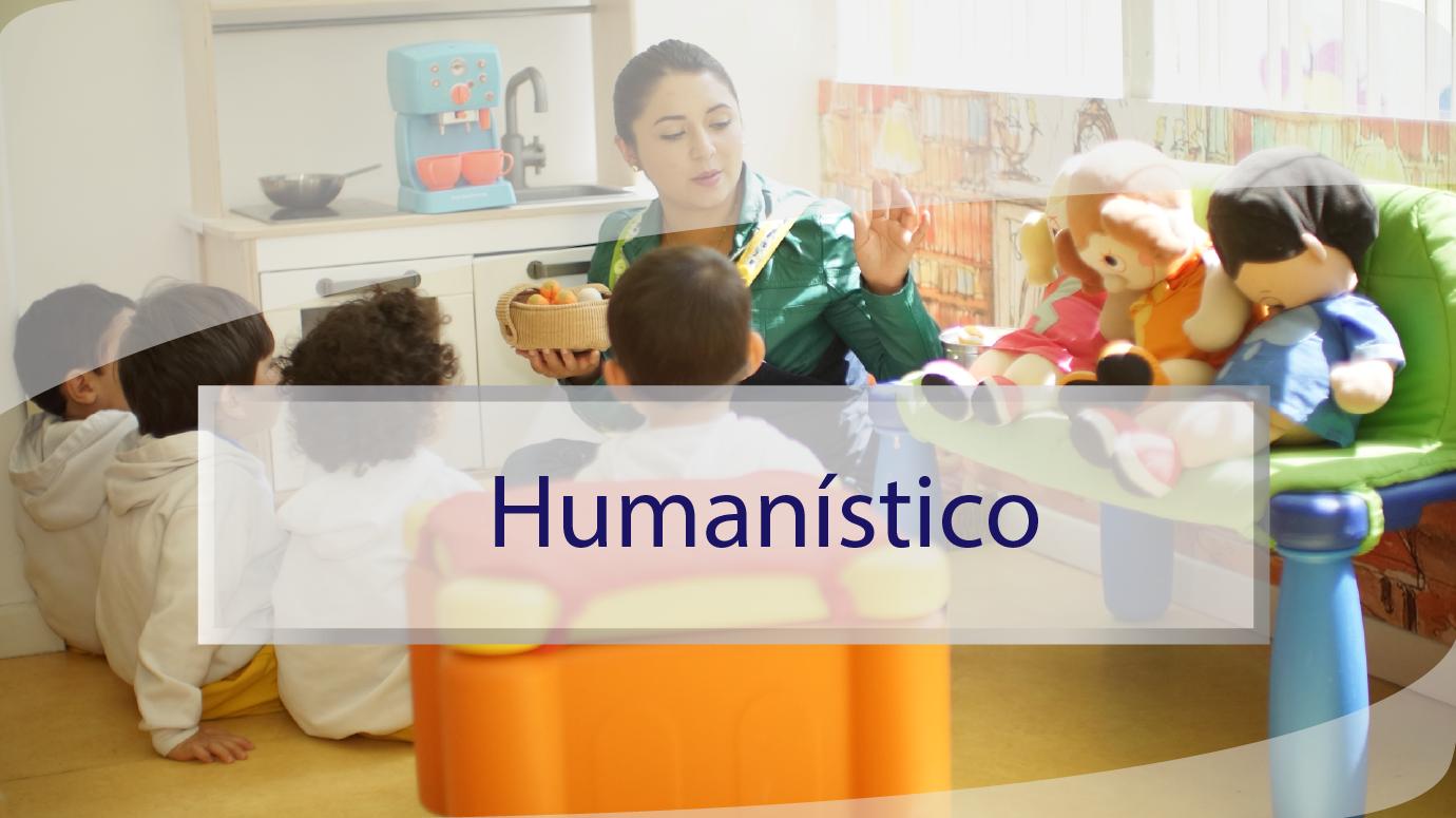 Botón profesores enfoque humanístico