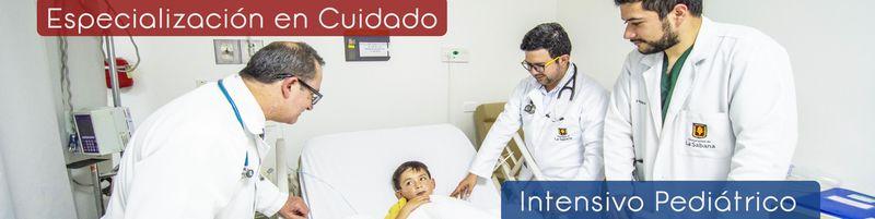 Especialización en Cuidado Intensivo Pediátrico