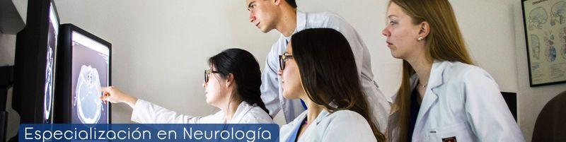 Especialización en Neurología