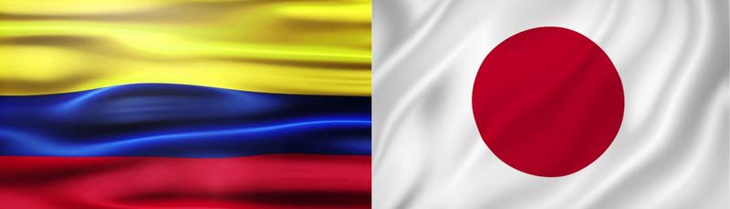 banderas-colombia-japon-negocios-internacionales-eicea-unisabana