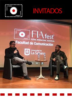 invitados fiafest2019 Universidad de La Sabana