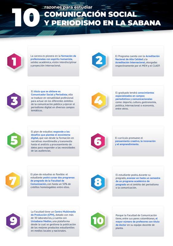 10 ventajas de estudiar Comunicación Social y Peruiodismo