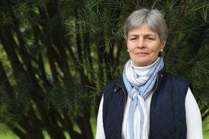 María Elisa Moreno Fergusson. Profesora de Enfermería. Facultad de Enfermería y Rehabilitación