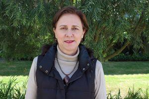 Enfermera Beatriz Pérez Giraldo. Directora del Programa de Enfermería