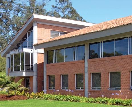 Edificio H Facultad de Medicina
