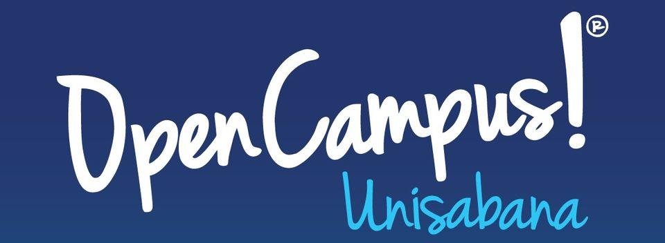 Open Campus Unisabana 2019
