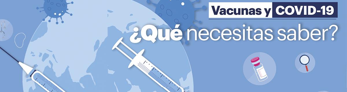 Información COVID y vacunas
