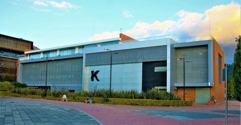 edificio k facultad de comunicación unisabana