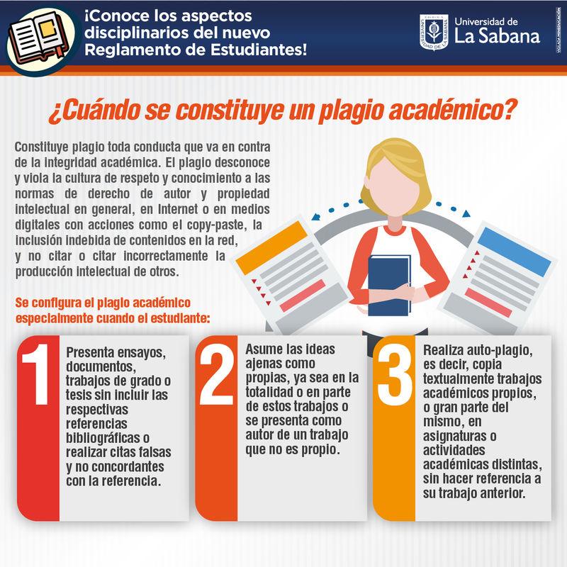 Plagio Universidad de La Sabana