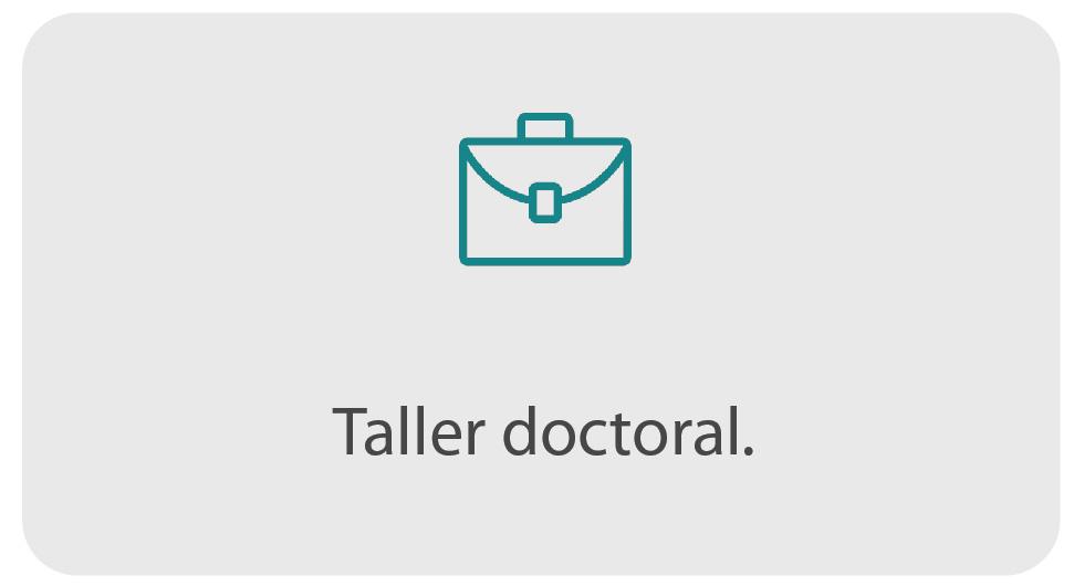 Taller doctoral