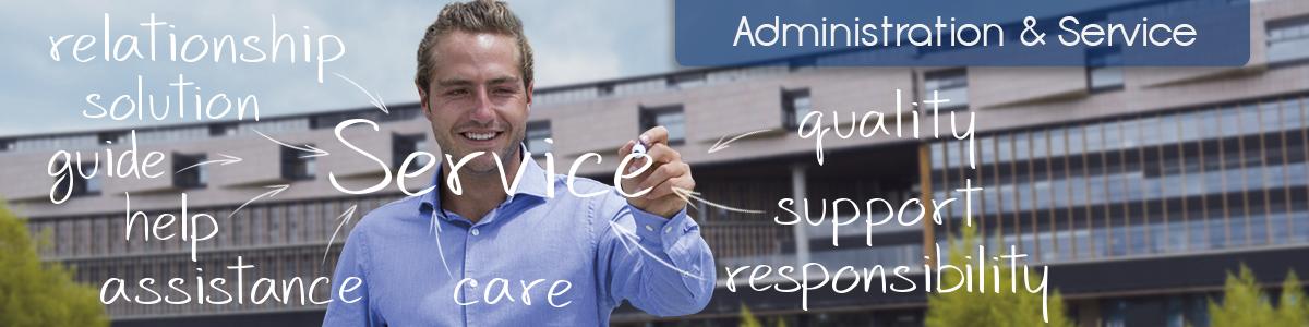 Pregrado Administration &Service
