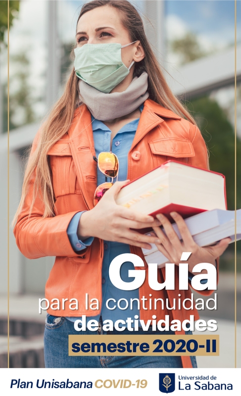 Guía de continuidad de actividades - Universidad de La Sabana