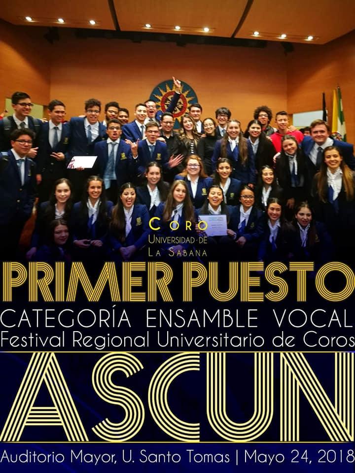 Ganadores  Festival Regional ASCUN-Bienestar Universitario
