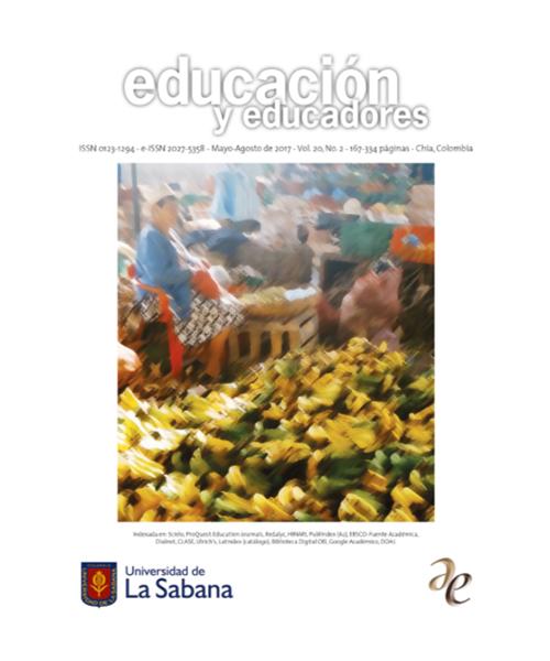 Revista Educación y Educadores
