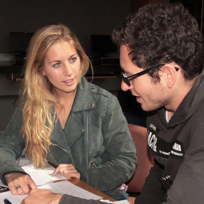 menú superior estudiantes foto internacionalización unisabana