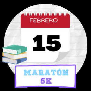 Maratón de Estudio 6k
