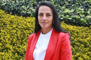 María Claudia Panesso Natera. Directora del Programa de Fisioterapia