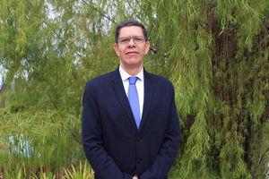 Profesor investigador Juan Guillermo Sandoval