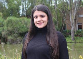 Fisioterapeuta María Alejandra Sánchez Vera. Profesora Universidad de La Sabana