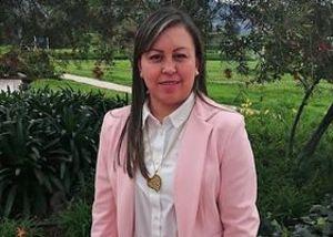 Anyerli Murcia Directora de Estudiantes