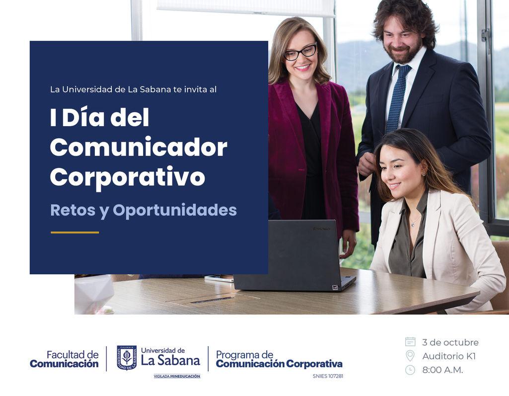 I Día del Comunicador Corporativo