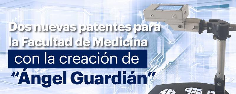 Dos nuevas patentes para la Facultad de Medicina
