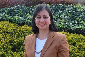 Fisioterapeuta Adriana Castellanos Garrido. Profesora Universidad de La Sabana