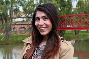 Juliana Correal Vélez. Coordinadora de comunicaciones. Facultad de Enfermería y Rehabilitación
