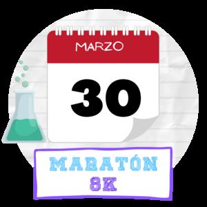 Maratón de Estudio 8k