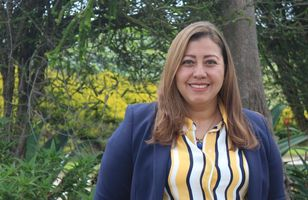 Profesora de Fisioterapia, Milena Saavedra Salazar
