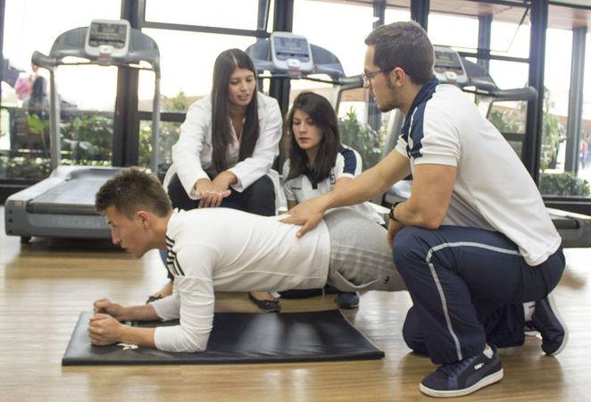 Estudie Fisioterapia por un día en La Sabana