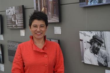 Liliana Paredes, profesora de la Facultad de Comunicación