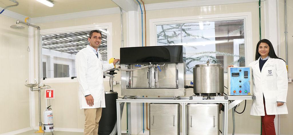 Dos de nuestras Patentes van a la industria alimentaria