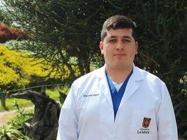 Profesor Jhon Gil, Facultad de Enfermería y Rehabilitación